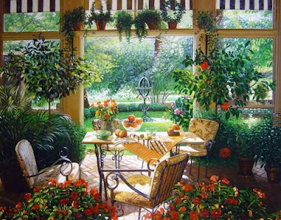 Decorar con plantas ornamentales decoraci n de interiores for Decoracion con plantas en living