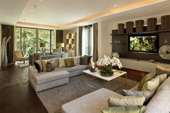 ideas para decorar salon
