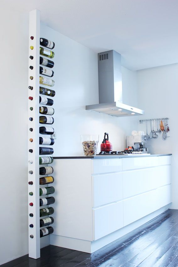 Grandes ideas para ahorrar espacio en cocinas peque as - Onderwerp deco design keuken ...