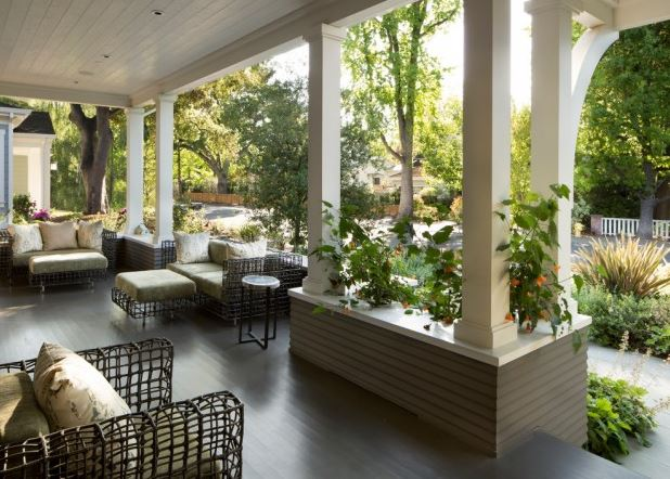 Ideas De Decoracion De Porches Modernos Y Con Encanto